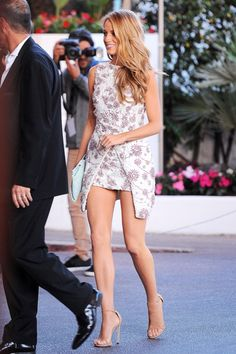 lovingblakelively:  Outside 'Le Grand Journal' Show in Cannes   xx