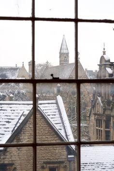 Oxford, England - Sn lovely art