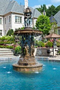 A Complete Renovation - traditional - pool - nashville - Gurley's Azalea Garden