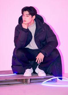 Cha Eun Woo, Cute Korean, Korean Men, Handsome Actors, Handsome Boys, Korean Celebrities, Korean Actors, Cha Eunwoo Astro, Lee Dong Min