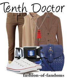 Tenth Doctor<- buy it there! This is a great... | Fandom Fashion