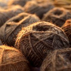 Yarns by type blacker yarns