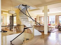 Bette Midlers Manhattan penthouse