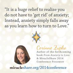 Corinne Zupko Quote #ACIM Virtual Conference http://miracleshare.org/2014conference