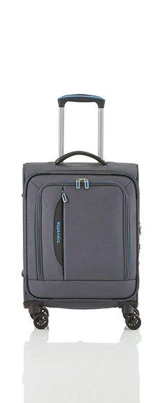 Capitale valise sac de voyage bagages bagages sac marron 48 litres