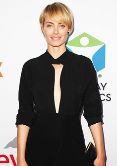 Amber Valetta attends the Pathway To The Cures For Breast Cancer fundraiser