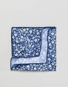 Jack & Jones Floral Printed Pocket Square