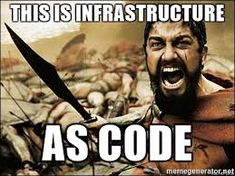 Image result for infrastructure as a code memes