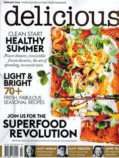 Delicious Magazine (Aus), February 2016