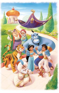 Images of Magic Carpet from Aladdin. Disney Princesses And Princes, Disney Princess Drawings, Disney Princess Art, Disney Drawings, Disney Art, Disney Wiki, Disney And Dreamworks, Disney Magic, Disney Characters