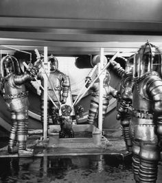 The Mysterious Island (1929, dir. Lucien Hubbard), which was loosely based on Jules Verne's 1874 novel of the same name.