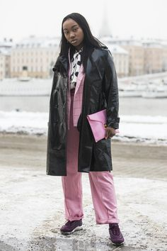 The Best Street Style At Stockholm Fashion Week AW18+#refinery29uk
