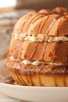 #Tangy #Lemon #Apple #Cake