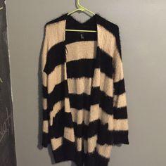 Shaggy cardigan Cozy and warm cardigan Forever 21 Jackets & Coats