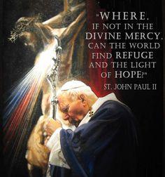 St. John Paul II - The Divine Mercy