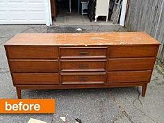 Before & After: A Dixie Dresser Gets a Dramatic Upgrade