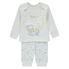 Disney Winnie the Pooh Pyjama Set | Baby | George at ASDA