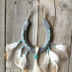 Visit our Etsy shop for our Native American inspired horseshoe.   Be sure to double tap to visit us!     OR Pin and Save for Later!