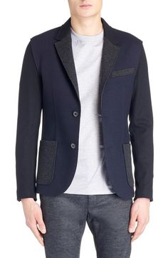Lanvin Colorblock Sport Coat available at #Nordstrom