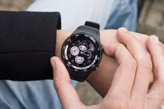 Huawei's private Executive't lake a lot from the use of smart watches