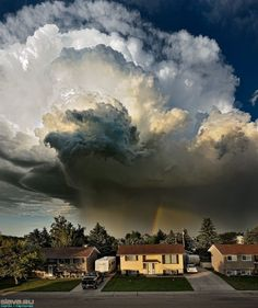 The power of nature.