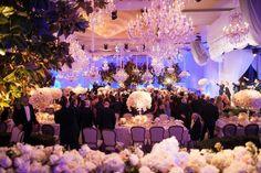 Beverly Wilshire Wedding with Mindy Weiss, Mark's Garden and Jose Villa