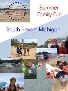 Summer Family Fun on a Budget Travel to Michigan  Staycation Family Fun in South Haven, Michigan http://bargainbriana.com/staycation-family-fun-south-haven-michigan/