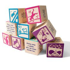 Nursery Rhyme Blocks (9)