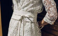 Laure de Sagazan dévoile sa nouvelle collection de robes de mariée 2016 14
