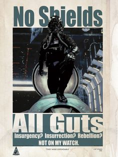 No Shields, All Guts by Cat Staggs (No shields, all guts, useless armor, and we can't hit the broad side of a barn, but dammit, we try.)