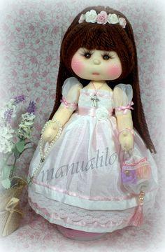 visita mi canal manualilolis Doll Clothes Patterns, Clothing Patterns, Flower Girl Dresses, Dolls, Irene, Crochet, Pretty, Anthropologie, Handmade