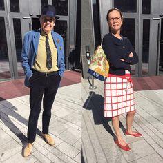 """87 gilla-markeringar, 2 kommentarer - Ingemar Albertsson (@vintagemannen) på Instagram: """"Med Arkitekturens Vänner på nya Urban Escape, fd Gallerian, i Stockholm. Vi såg hotellet AtSix och…"""""""