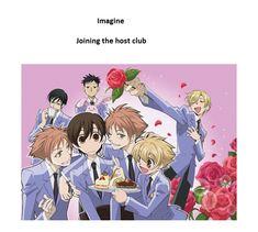 Anime Imagine Groups Poster, Club Poster, Michael Jordan Wings, Albert Einstein Poster, 24 X 36 Posters, High School Host Club, Gothic Rock, Cuddling, Poster Prints