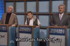 Celebrity Jeopardy - SNL Transcripts Tonight