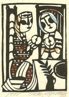 """""""Sharing"""" by Sadao Watanabe"""