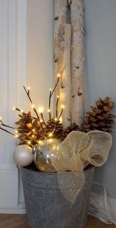 Kerstmis versiering is de manier om je huis tijdens de koude decembermaand een warme, sfeervolle en gezellige uitstraling te geven...