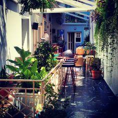 Τα υπέροχα αίθρια της πόλης! - Parallaxi Magazine Thessaloniki