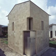 Mortuary Chapel by Beniamino Servino