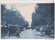 ALMERIA - CALLE DEL OBISPO OBERA.  L. ROISIN Nº 15