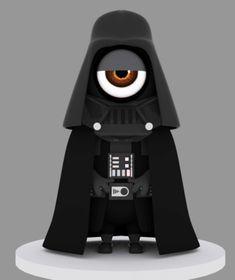 Darth Vader minion