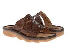 Earth Women's Stroll Dress Sandal,Bat Brown,6.5 M US *** Be sure to check out this awesome product.