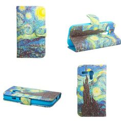 Fashion Designer Leather Colorful Wallet w/Card Slot & Stand Function for Motorola MOTO G - 9 Designs