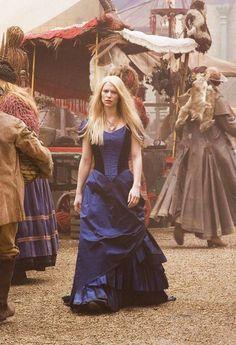 Claire Danes's blue dress as Yvaine (Stardust 2007)
