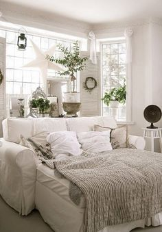 There's no better place to hunker down on a cold night than in a comfy cozy living room. Here are some cozy living room designs to help you achieve maximum hygge. Cozy Living Rooms, Home Living Room, Living Room Decor, Living Spaces, Dining Room, Bedroom Decor, Bedroom Sofa, Master Bedroom, Small Living