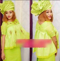 Élisa de la série à succès «un Café avec» en mode shooting pour mettre en valeur la culture Sénégalaise.