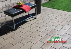Best Way Stone > Paver: Adelaide (Grey) #outdoor #landscape #patio