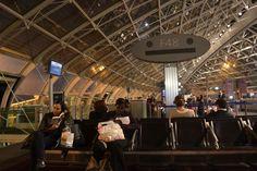 Paris.. Charles de Gaulle airport.