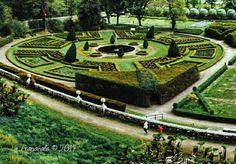Y por último y no por ello peor  si no que se hizo para que quedara bien en el perfil.  El círculo  con sus setos y sus flores.  La verdad es que me parece un curro enorme mantener este jardín.  Si accedeis a mi perfil de ig  podéis ver una Panorámica (o especie de) del jardín  #TropoScotland #vsco #vscogood #vscogrid #vscohub #vscocam #igersScotland #ig_scotland #instaScotland #visitScotland #scotspirit #photooftheday  #sony #sonyA7 #A7 #sonyCamera #sonyAlpha #Alpha #alphaCamera…
