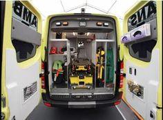 Ambulance Ranger: September 2011