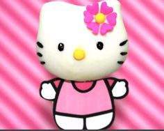 Purrfectly Adorable Hello Kitty Cake Pops - Foodista.com